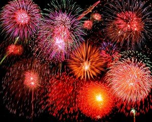 fireworks 300x240 Overeating, Overwhelmed, or Stuck? Declare Your Independence!