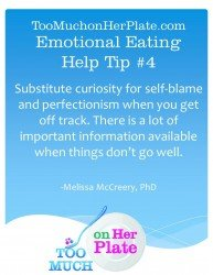 emotional eating and perfectionism