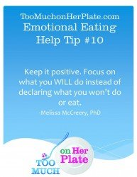 Emotional Eating Help Tip 10 193x250 Emotional Eating Help Tip #10: Set Positive Goals