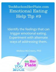 Emotional Eating Help Tip 9 193x250 Emotional Eating Help Video Tip: The Feelings that Trigger Emotional Eating