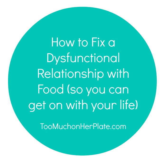 How to get out of a dysfunctional relationship