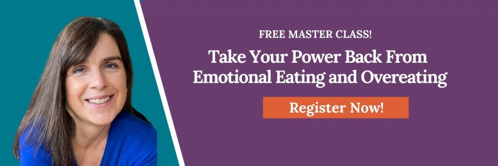Free Master Class to Stop Overeating